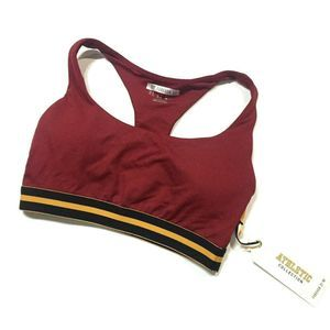 Forever 21 Athletic Collection Padded Sports Bra